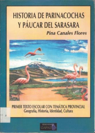 historia de parinacochas